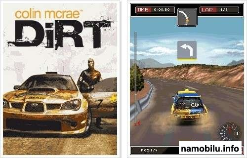 Colin mcrae dirt 2d 3d java